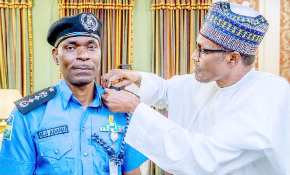 IGP Denies Paying N2billion For Tenure Extension