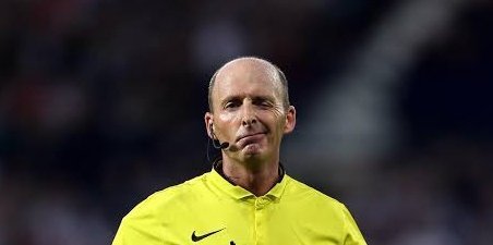 Mike Dean Receives Death Threats For Red Card Errors
