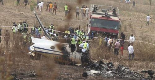 KingAir B350i: Nigerians Sympathize With NAF Over Crash