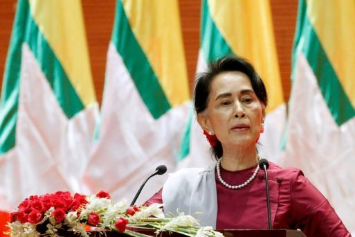 Suu Kyi: Military Reportedly Take Over Power In Myanmar
