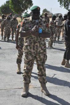 COAS Attahiru Visits Special Army Super Camp Ngamdu