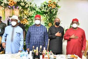 Allow Governors Oversee Anambra Congress- Wike