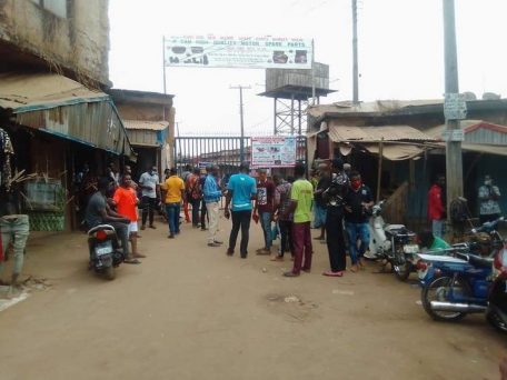 New Motor Spare Parts: Gov. Obiano Reopens Market