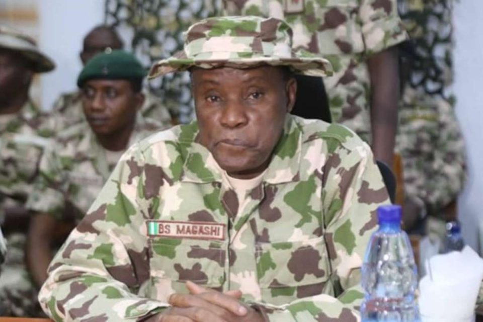 Bashir Magashi: PDP Demands Defence Minister's Sack