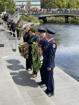 Christchurch earthquake: New Zealand Remembers Victims