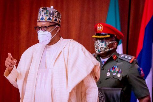 President Buhari Presides Over FEC Meeting