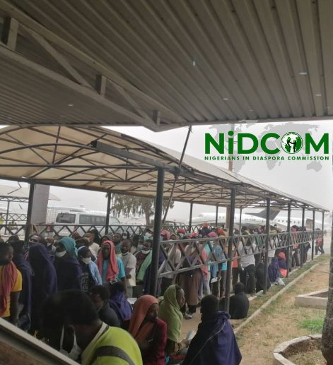 1071 Nigerians Repatriated From Saudi Within 3 Days