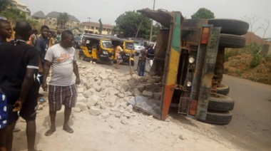 Hit And Run Driver Injures Five In Awka Road Accident