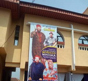 Emeka Morocco Maduka Laid To Rest In Ukwulu