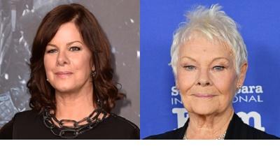 Marcia Gay Harden Apologizes To Judi Over Oscars Remark