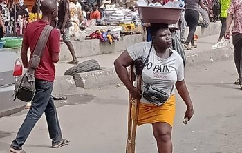 Amputee Trader: Lagos State To Withdraw N25m Donation