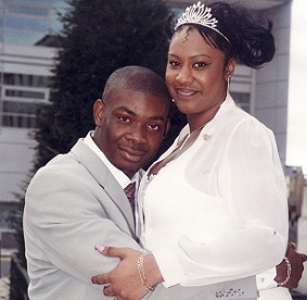 Don Jazzy Shocks Fans With 18-Years Old Wedding Photos