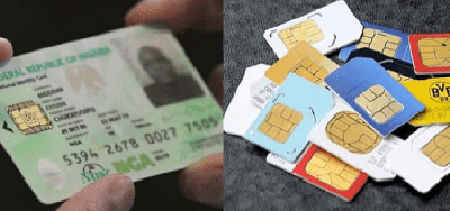 New SIM Card Registration With NIN Approved By FG