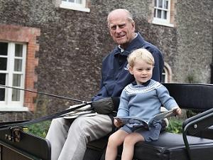Duke Of Cambridge Pays Tribute To Prince Philip