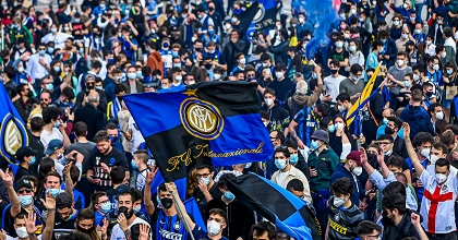 Inter Milan Win First Scudetto In 11 Years