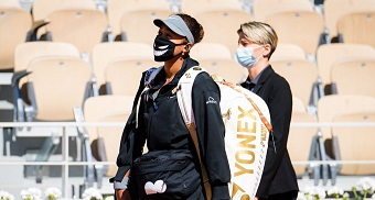 Naomi Osaka Withdraws From Ongoing French Open