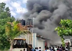 Chemical Plant Fire In India Leaves 19 Dead