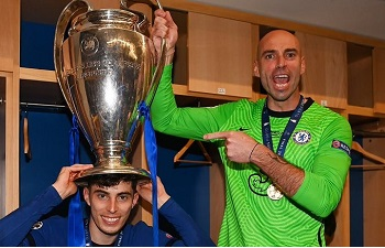 Cabellero Leaves Chelsea After 4-Years