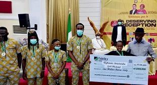 Edo 2020: Gov. Obiano Honours Medal Winners In Aguleri