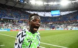 Super Eagles Captain Musa Has 98 Caps Not 100 - FIFA