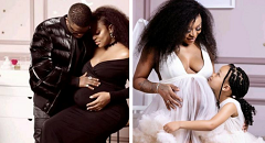 DJ Zinhle Confirms Birth Of Her Second Child 'Asante'